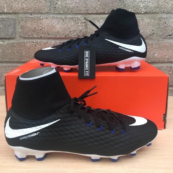 e83b62aa209 NWOT Nike Hypervenom Phelon III DF FG Cleats. M 5b3fbede6a0bb7be122a8ef6